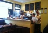 Café Barista Foto von poolie