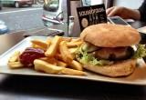 Südstadt Burger Foto 1768 von poolie