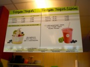 frozenyogurt & salatbar Foto 560 von poolbabe