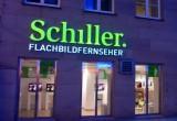 Schiller Flachbildfernseher